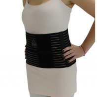 "ITA-MED Style AB-208(W) Women's Breathable Abdominal Binder (8"" wide)"