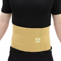 ITA-MED Style ABS-228 Elastic Back Abdominal Support