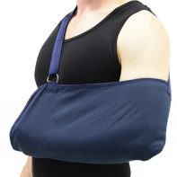 ITA-MED Style AS-100 Arm Sling with Shoulder Immobilizer
