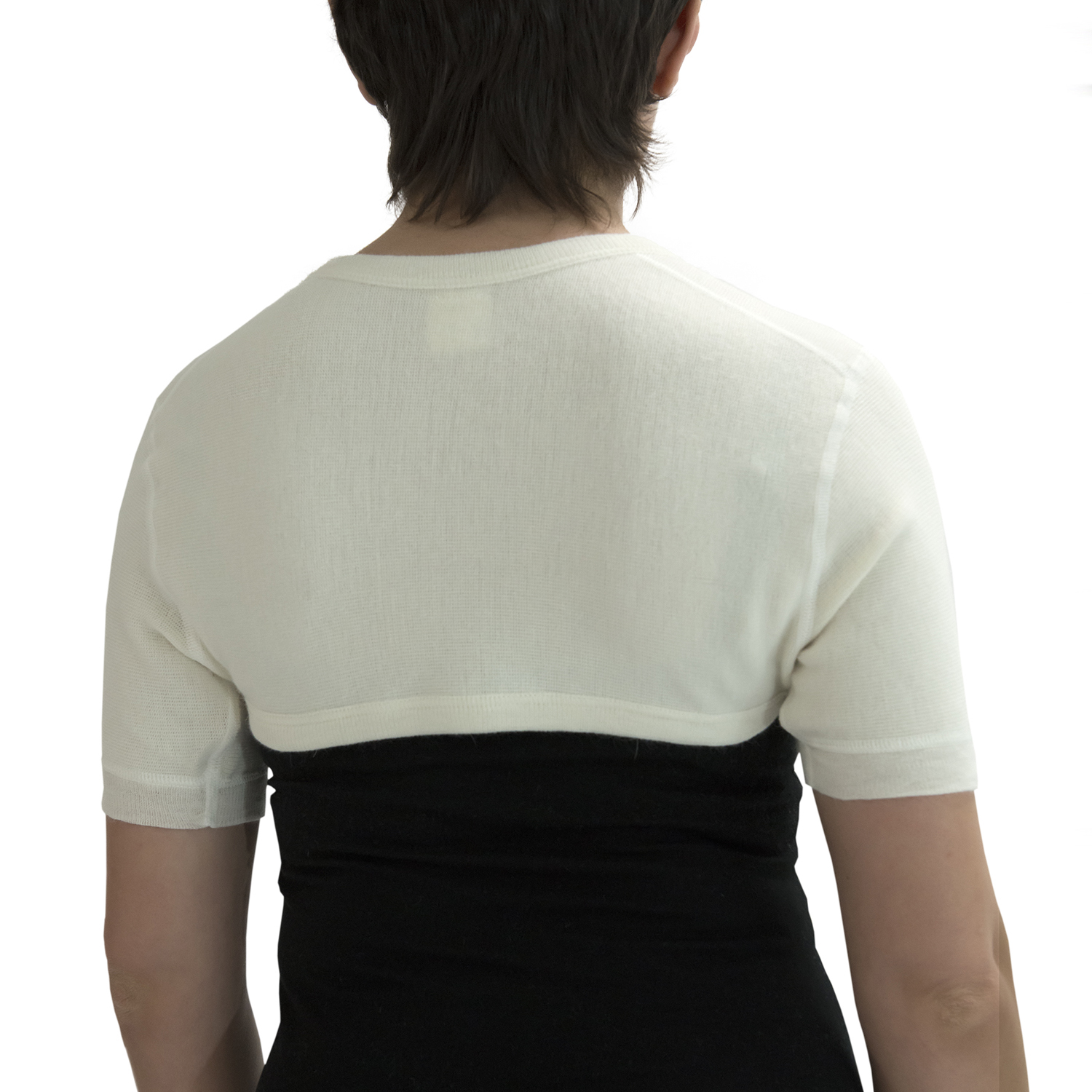 MAXAR Style ASS-503 Upper Back and Shoulder Warming Support (30% Angora)