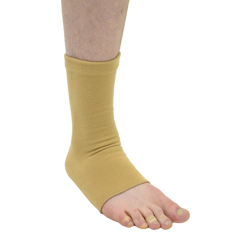 MAXAR Style BAN-301 Cotton/Elastic Ankle Brace