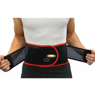 MAXAR Style BMS-511 Bio-Magnetic / Far – Infrared Back Support Belt Deluxe