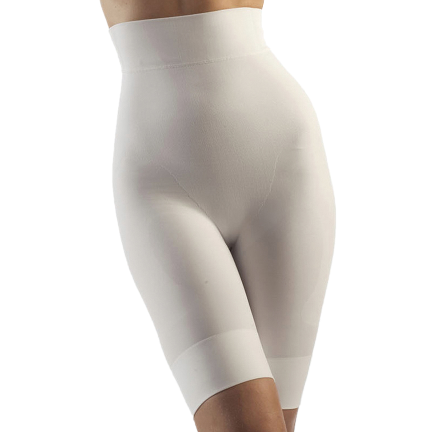 GABRIALLA Style BSM-715 Seamless Milk Fiber Body Shaping High Waist Support Shorts