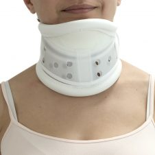 ITA-MED Style CC-265 Rigid Plastic Cervical Collar with Chin Support