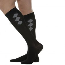 MAXAR Style CMS-2115 Men's Fashion Cotton Compression Socks