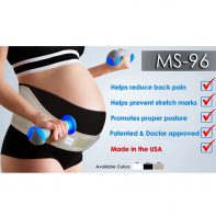 GABRIALLA Style MS-96 Elastic Maternity Support Belt