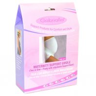 GABRIALLA Style PNG-971 Maternity Support Panties w/ Adjustable Band