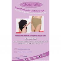 GABRIALLA Style PPM-525 Seamless Milk Fiber Postpartum Briefs