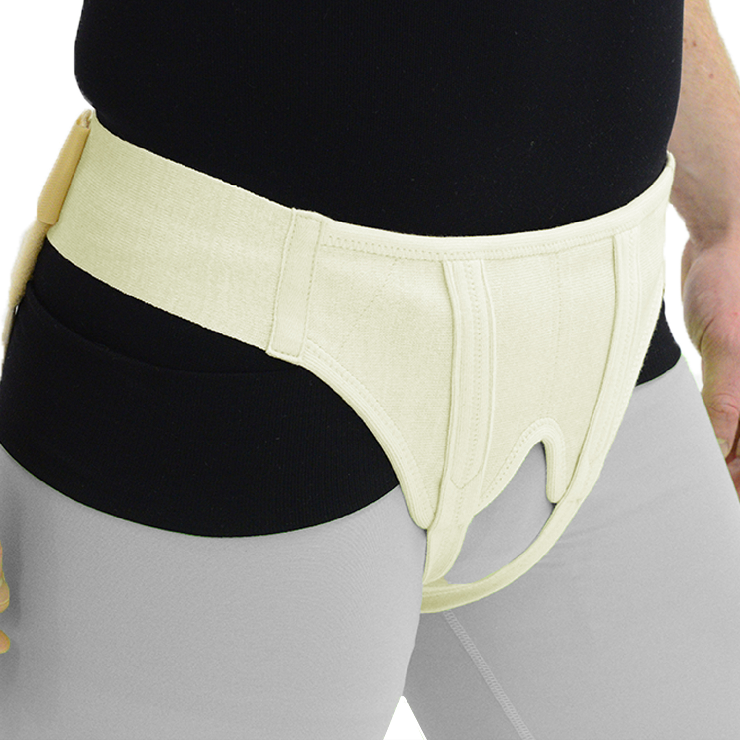 ITA-MED Style HS-484 Hernia Support