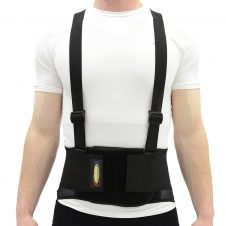 MAXAR Style IBS-3000 Work Belt (Deluxe) Industrial Lumbo-Sacral Support