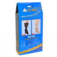 ITA-MED Style H-160 Sheer Knee Highs w/band