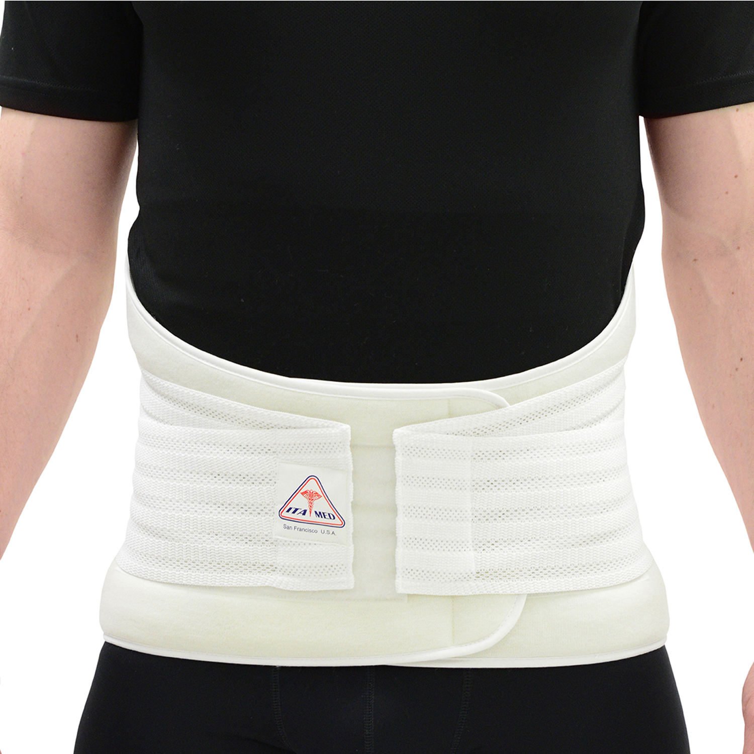 ITA-MED Style LS-112 Extra Strong Lumbo – Sacral Support