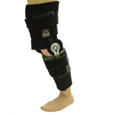 ITA-MED Style NKN-133 Advanced ROM Post Op Knee Brace R