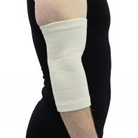 MAXAR Style TEL-201 Wool Elbow Brace (56% Wool)
