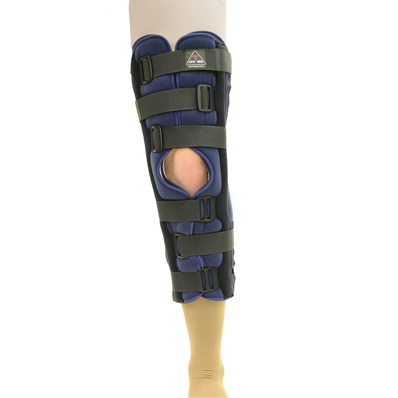 ITA-MED Style TKN-202 Three Panel Knee Immobilizer